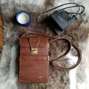 Vintage | Leather Camera Carrying Bag